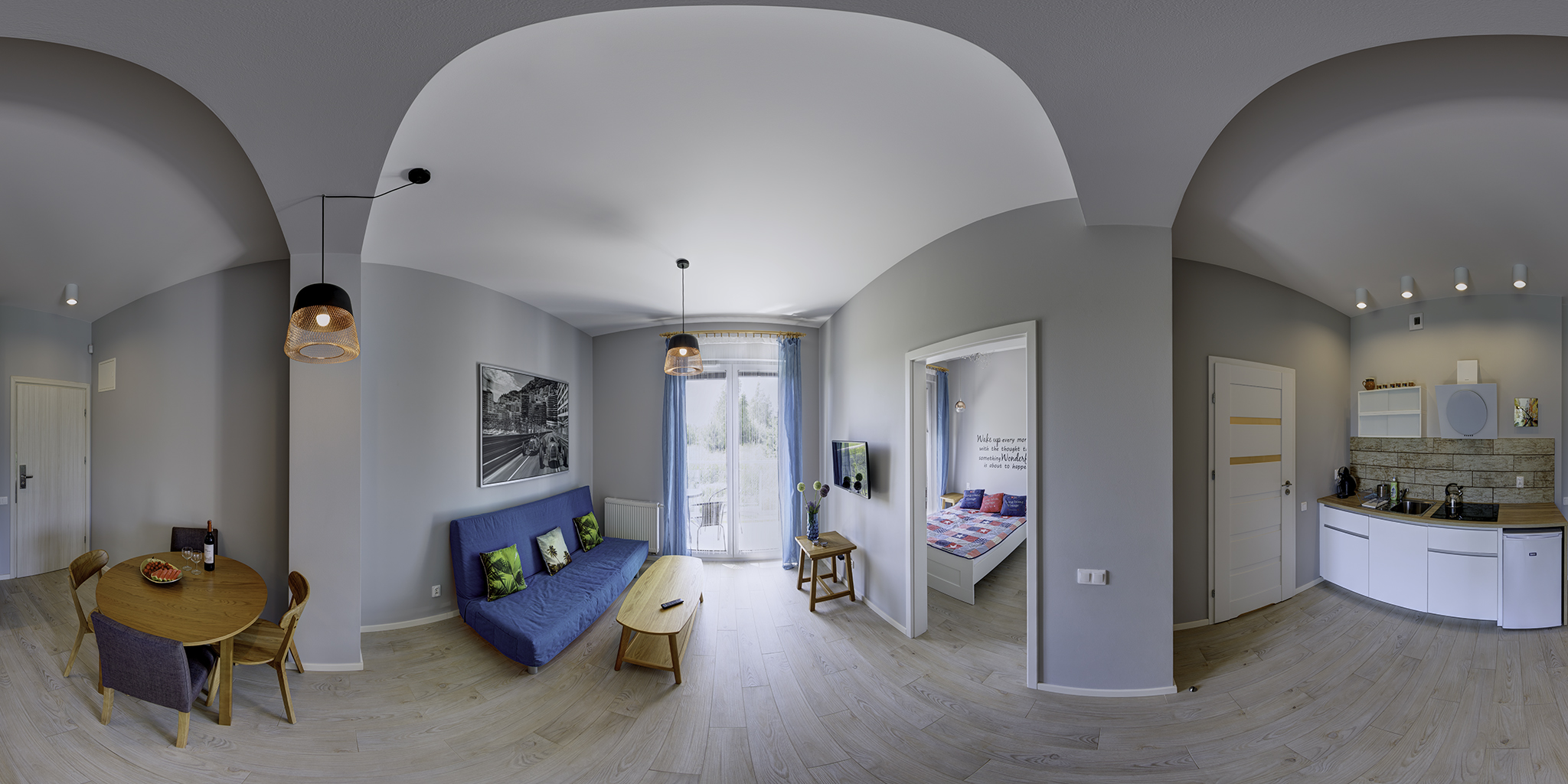 Apartamenty Plater74 Darłowo